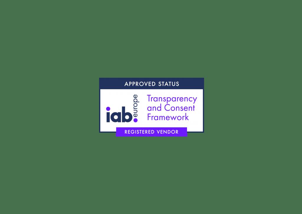 iab-Zertifikat: Registered Vendor